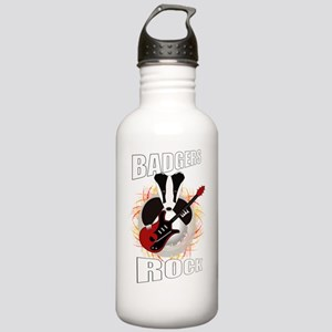 rocking badger Stainless Water Bottle 1.0L