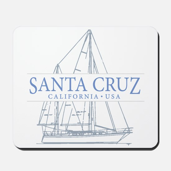 Santa Cruz CA - Mousepad