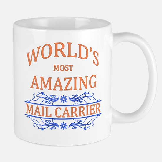 Mail Carrier Mug