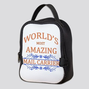 Mail Carrier Neoprene Lunch Bag