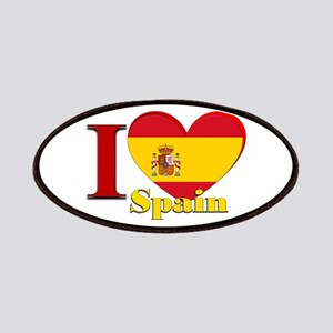 I love Spain - Espana Patches