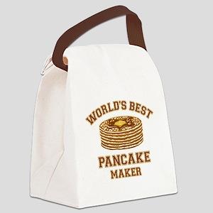 Best Pancake Maker Canvas Lunch Bag