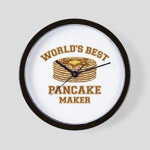 Best Pancake Maker Wall Clock