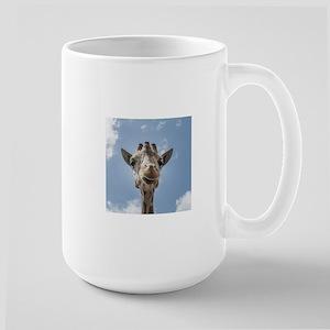 Cool Giraffe Large Mug