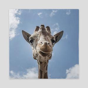 Cool Giraffe Queen Duvet