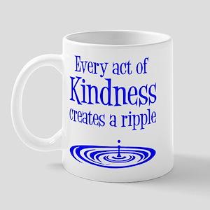 Kindness Ripple Mug Mugs
