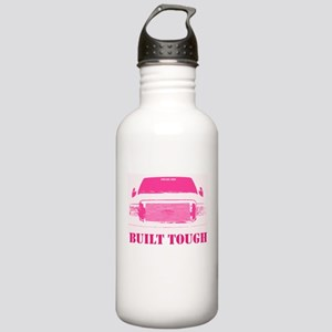 Pink Built Tough Water Bottle