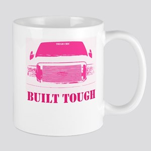 Pink Built Tough Mugs