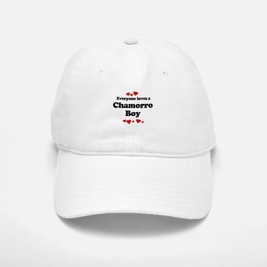 Everyone loves a Chamorro Baseball Baseball Cap
