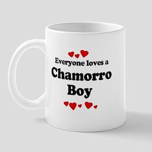 Everyone loves a Chamorro Mug