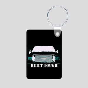 Built Tough Aluminum Photo Keychain Keychains