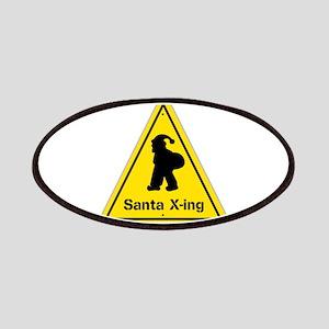 Santa X-ing Patches