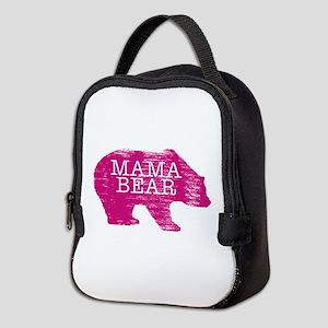 MaMa Bear Neoprene Lunch Bag