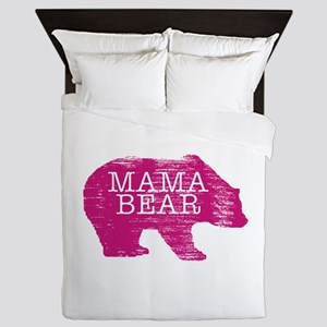 MaMa Bear Queen Duvet