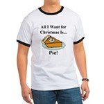 Christmas Pie Ringer T