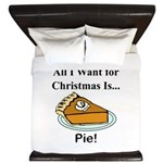 Christmas Pie King Duvet