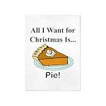 Christmas Pie 5'x7'Area Rug