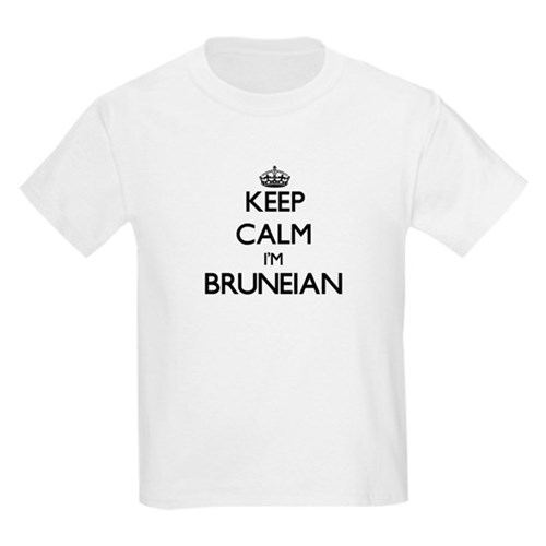 Keep Calm I'm Bruneian T-Shirt