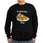 Fueled by Pie Sweatshirt (dark)