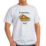 Fueled by Pie Light T-Shirt