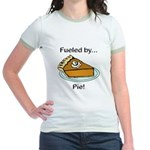 Fueled by Pie Jr. Ringer T-Shirt