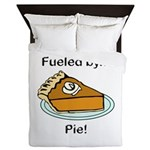 Fueled by Pie Queen Duvet