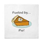 Fueled by Pie Queen Duvet