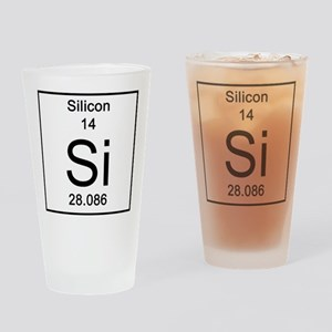 14. Silicon Drinking Glass