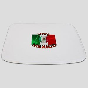 Mexico-flag3 Bathmat