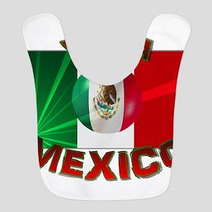Mexico-flag3 Bib