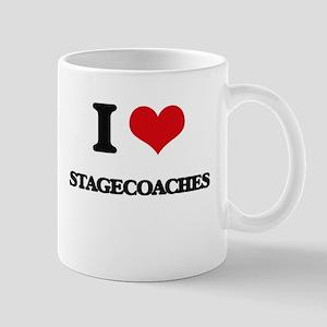 I love Stagecoaches Mugs