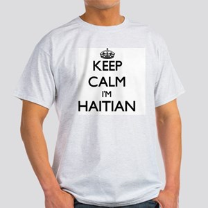 Keep Calm I'm Haitian T-Shirt