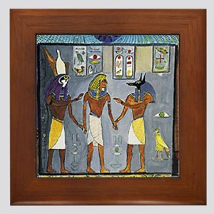 Best Seller Egyptian Framed Tile