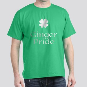 Ginger Pride With Shamrock T-Shirt