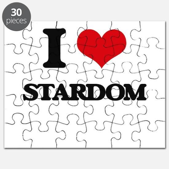 I love Stardom Puzzle