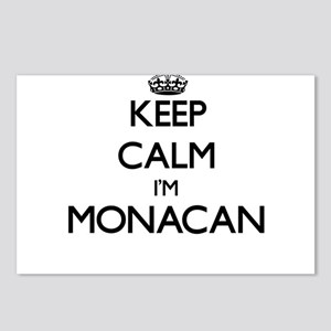 Keep Calm I'm Monacan Postcards (Package of 8)