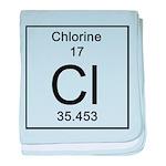 17. Chlorine baby blanket