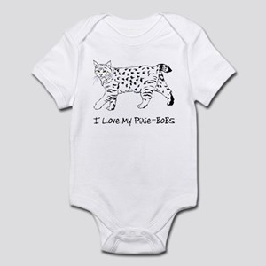 Love Pixie-Bobs Infant Bodysuit