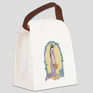Ariadne Canvas Lunch Bag