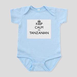 Keep Calm I'm Tanzanian Body Suit