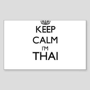 Keep Calm I'm Thai Sticker