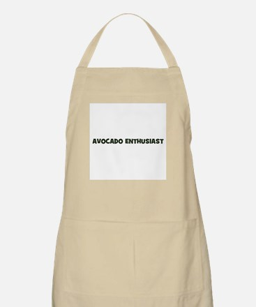 avocado enthusiast BBQ Apron