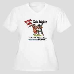 Save A Life Plus Size T-Shirt