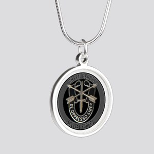 Special Forces Green Berets Necklaces