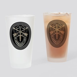 Special Forces Green Berets Drinking Glass