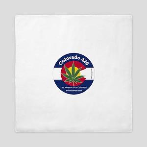 Colorado 420 Queen Duvet