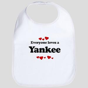 Everyone loves a Yankee Bib