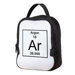 18. Argon Neoprene Lunch Bag