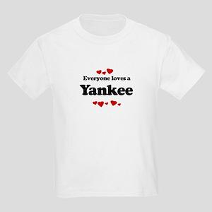 Everyone loves a Yankee Kids Light T-Shirt