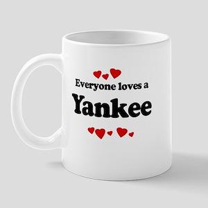 Everyone loves a Yankee Mug